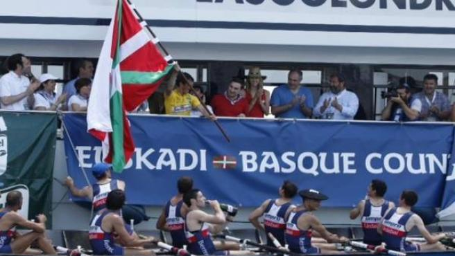 Bandera Euskadi Basque Country