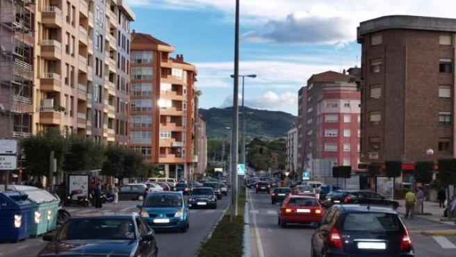 Avenida de Bilbao.