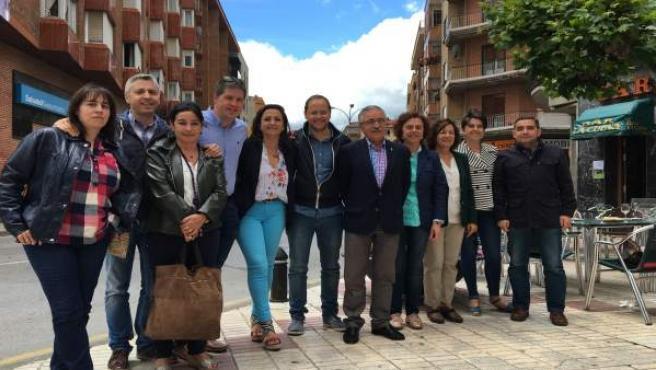 PSOE/Nota De Prensa + Foto + Audio LUENA En Santo Domingo DESARROLLO RURAL