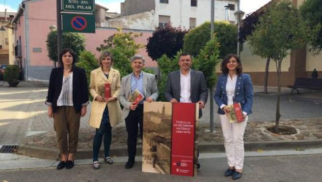 PRESENTACIÓN 'Tudelilla, un recorrido histórico'