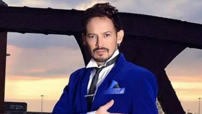 El cantante y exconcursante de 'La Voz México' Jano Fuentes.