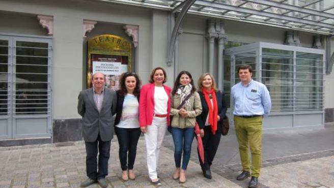 PSOE apuesta por la cultura