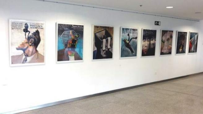 Exposición de carteles de la Escuela Polaca del Cartel