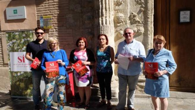 El PSOE de Granada presenta propuestas culturales