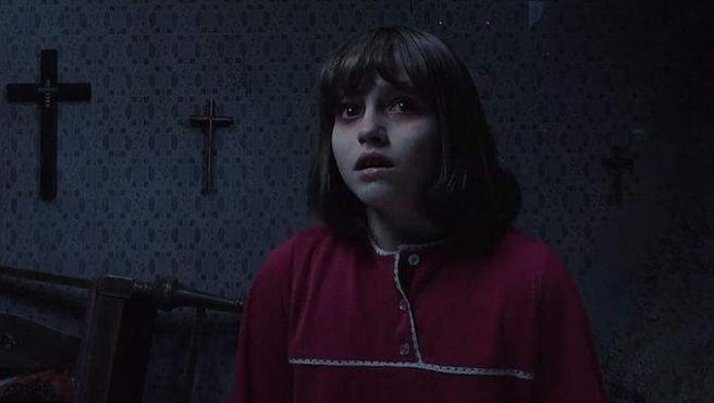Fotograma de la película 'Expediente Warren: el caso de Enfield'.