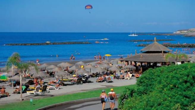Playa en Costa Adeje