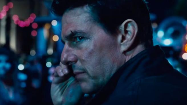 Primer tráiler de 'Jack Reacher: Never Go Back'