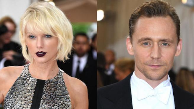 Vídeo y fotos: Taylor Swift y Tom Hiddleston bailan en público