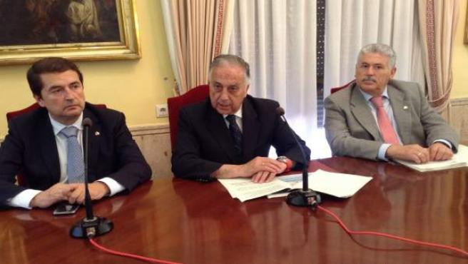 Enrique Pérez Viguera dispositivo electoral 26J