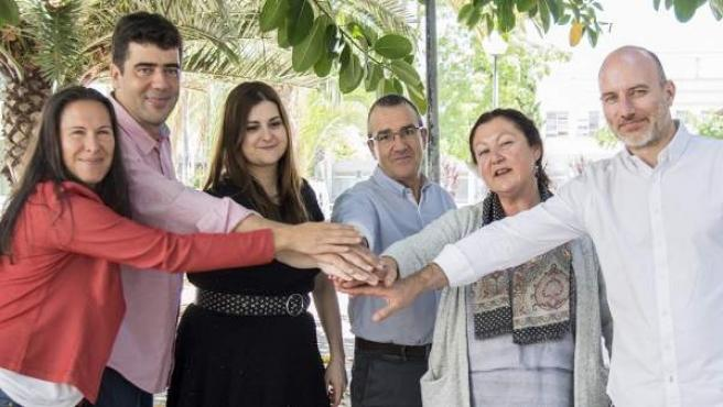 Units Podem Més en su último día de campaña