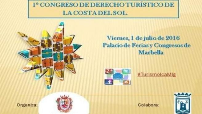 Congreso Derecho Turístico Costa del Sol en Marbella