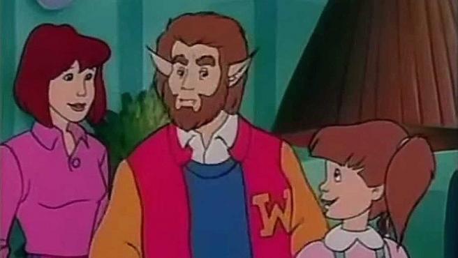 Cuando 'Teen Wolf' se convirtió en dibujos animados