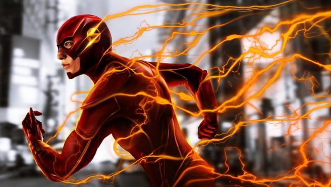 Flash será quién lleve el humor a 'La liga de la Justicia'