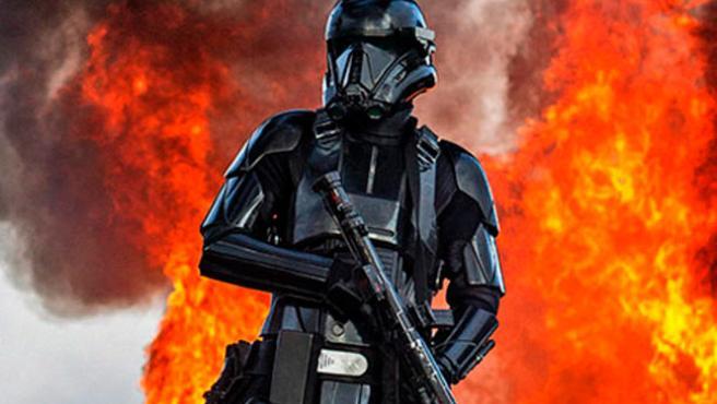 Nuevas imágenes de 'Rogue One': Stormtroopers y rebeldes luchan sin cuartel