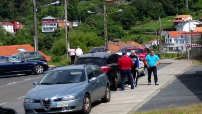 El BNG de Cabana denuncia el supuesto 'carreteo' por parte del alcalde