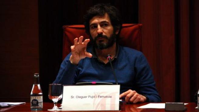 Oleguer Pujol, benjamín del expresidente de la Generalitat Jordi Pujol.
