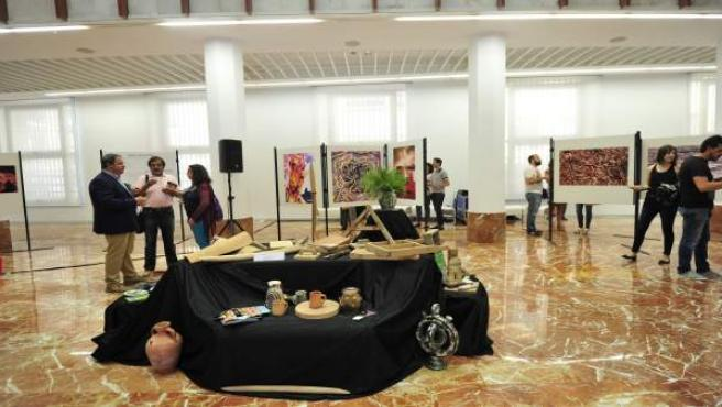 Exposición sobre la recuperación del entorno de Las Arcillas de Teruel