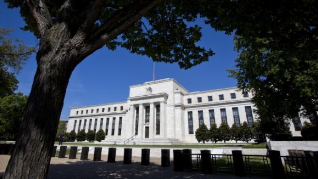 Edificio de la Reserva Federal de Estados Unidos, en Washington.