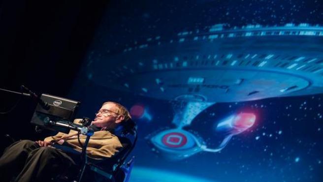 Stephen Hawking en el Festival Starmus