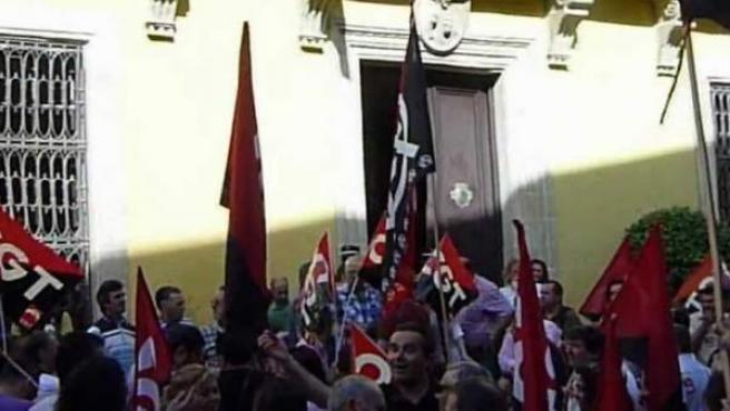 Dos miembros de la CGT del Ayuntamiento de Jerez han sido expedientados por no acudir a trabajar en los últimos 15 años.