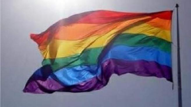 Bandera gay, en una imagen de archivo.