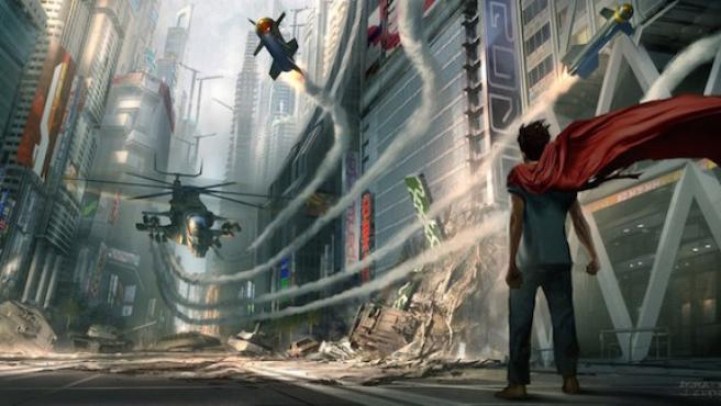Galería: Así habría sido 'Akira' con Chris Evans y Joseph Gordon-Levitt