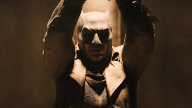 Vídeo del día: ¿A cuánta gente mata Batman en 'Batman v Superman'?