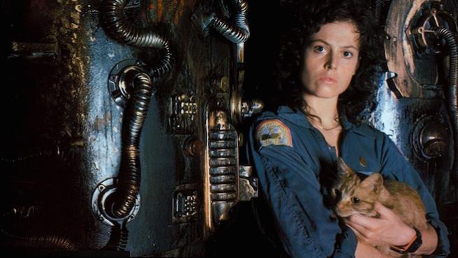 ¿Te gustaría ver 'Alien' en una estación espacial?