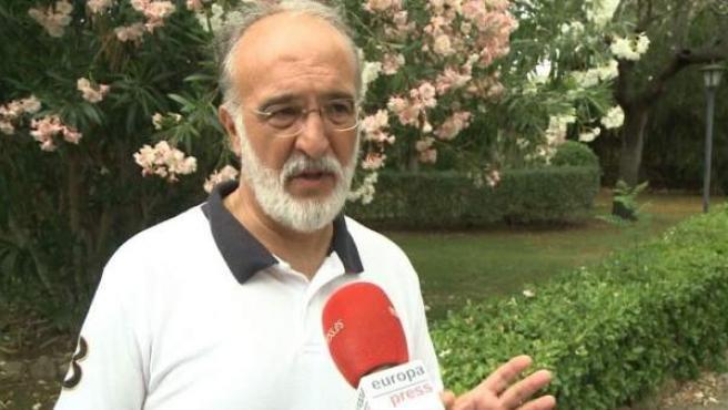 Padre solicita FP para alumnos con discapacidad, José María Fernández Chavero