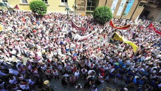 Fiestas de La Vaquilla en Teruel.