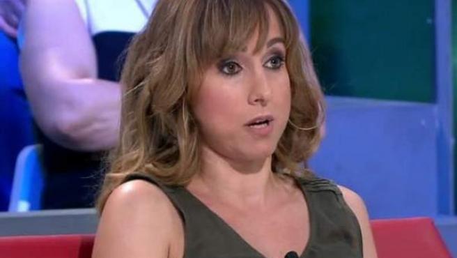 La periodista Ana Pardo de Vera.