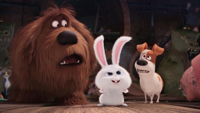 El estudio de 'Mascotas' es el gran rival de Pixar