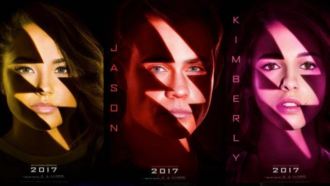 Galería: Un (nuevo) poster para cada Power Ranger