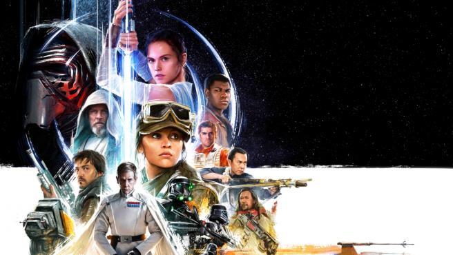 Sigue en directo la Star Wars Celebration - Día 3