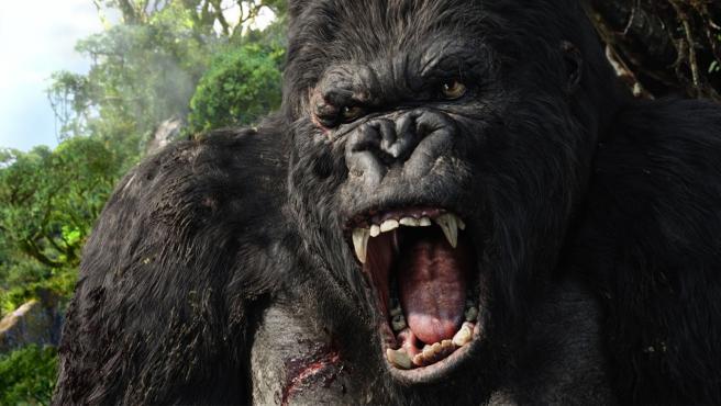 Nueva imagen de 'Kong: Skull Island': La isla de las calaveras gigantes