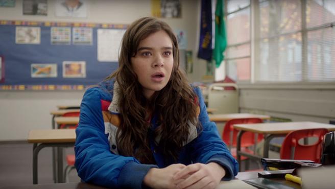 Tráiler de 'The Edge of Seventeen': La angustia adolescente de Hailee Steinfeld
