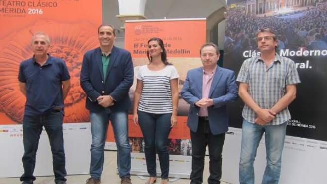 Presentación de las obras de teatro en Medellín