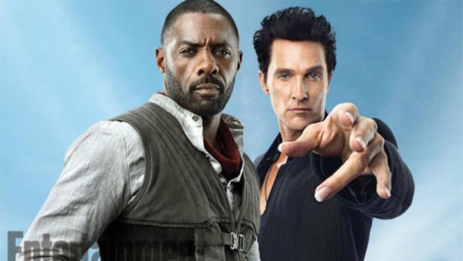 'La Torre Oscura': Matthew McConaughey rinde culto al Rey Carmesí