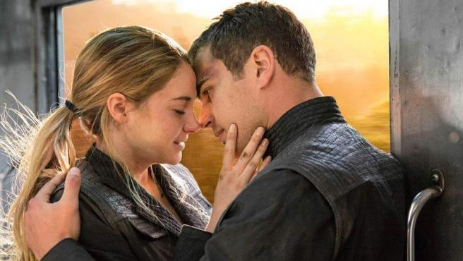 Shailene Woodley y Theo James protagonizan 'Divergente'