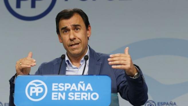 El vicesecretario de Organización del PP, Fernando Martínez Maillo.