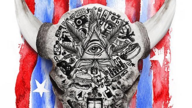 Primer póster de 'American Gods'