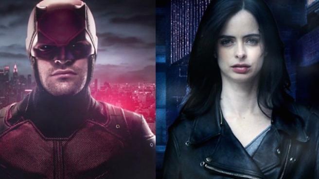 'Daredevil' y 'Jessica Jones' no volverán hasta 2018