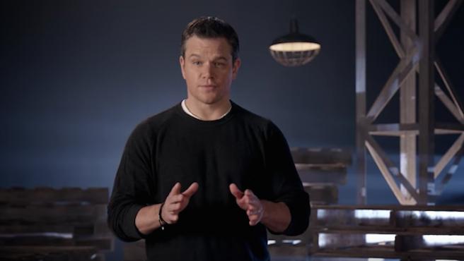 Matt Damon te resume su trilogía de Bourne en 90 segundos para prepararte para 'Jason Bourne'