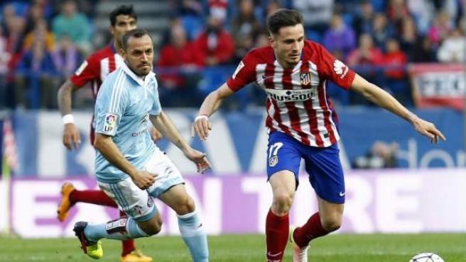 Atlético de Madrid - Celta.