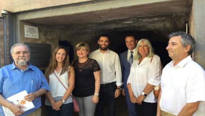 Requena remodela los túneles de La Villa