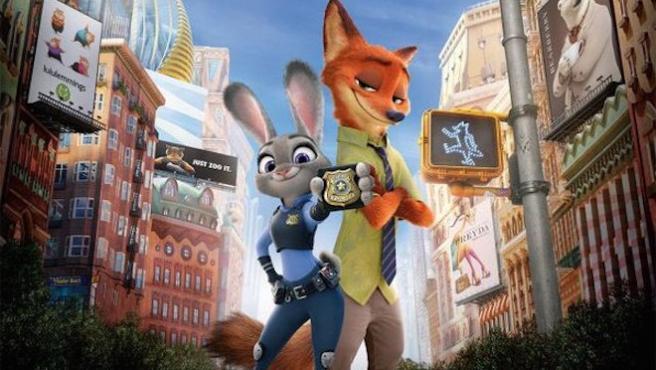 'Wild City': ¿Prepara Disney una 'Zootrópolis' de acción real?