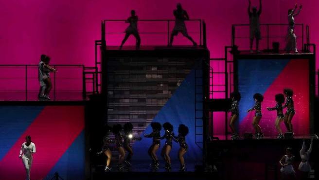 Funk y otros iconos de la cultura afrobrasileña se apoderaron de la ceremonia de Río