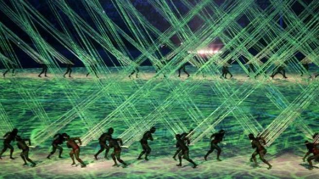 El director Fernando Meirelles quiso dar un mensaje verde en la apertura de Río.