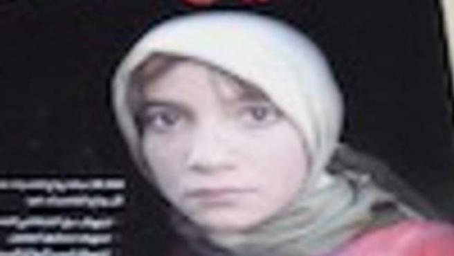 La joven marroquí que se suicidó tras ser violada.