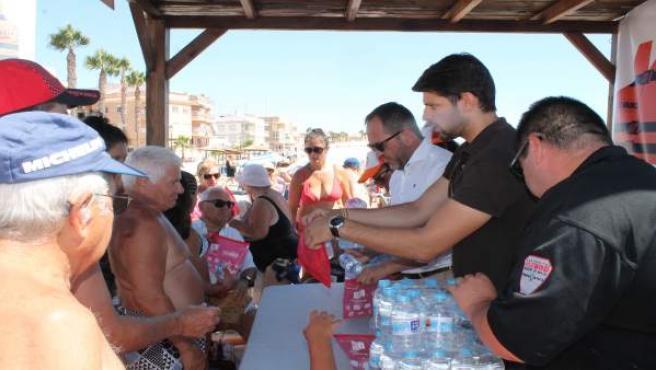 Ndp Datos Playas Julio Y Campaña Baño Seguro